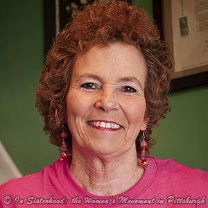 Anne Feeney, In SIsterhood Project, Pittsburgh
