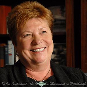Barbara Hafer, In Sisterhood, Pittsburgh